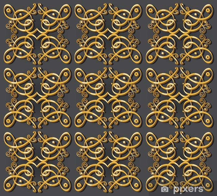 Decorative Oriental Wallpaper Background Wall Mural Pixers We