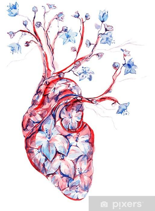 Vinyl Fotobehang Heart - Thema's