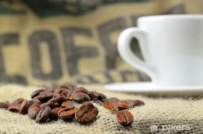 Pixerstick-klistremerke Kaffe - Themes