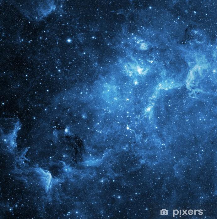 Sticker Pixerstick Galaxie (Collage à partir d'images de www.nasa.gov) - Univers