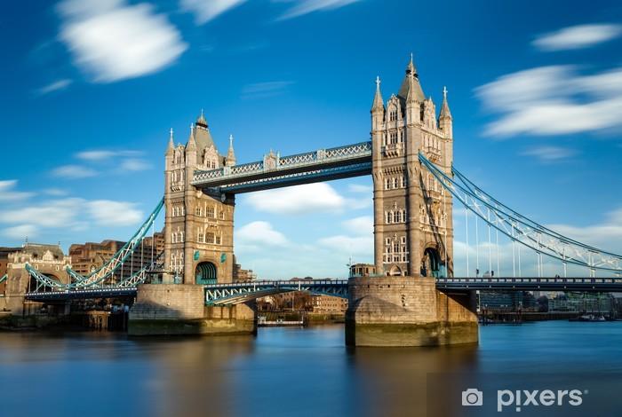 Tower Bridge Londres Angleterre Pixerstick Sticker - Themes