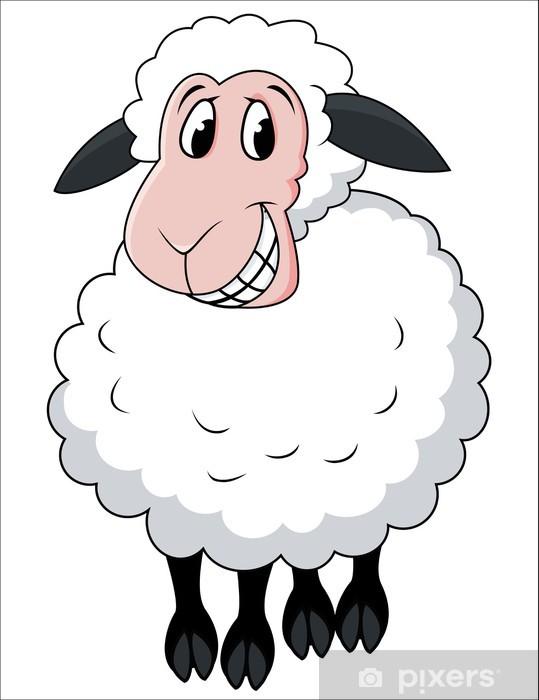 Papier Peint Dessin Animé Mouton Pixers Nous Vivons Pour Changer