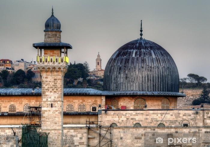 Pixerstick Dekor Al-Aqsa - Mellanöstern