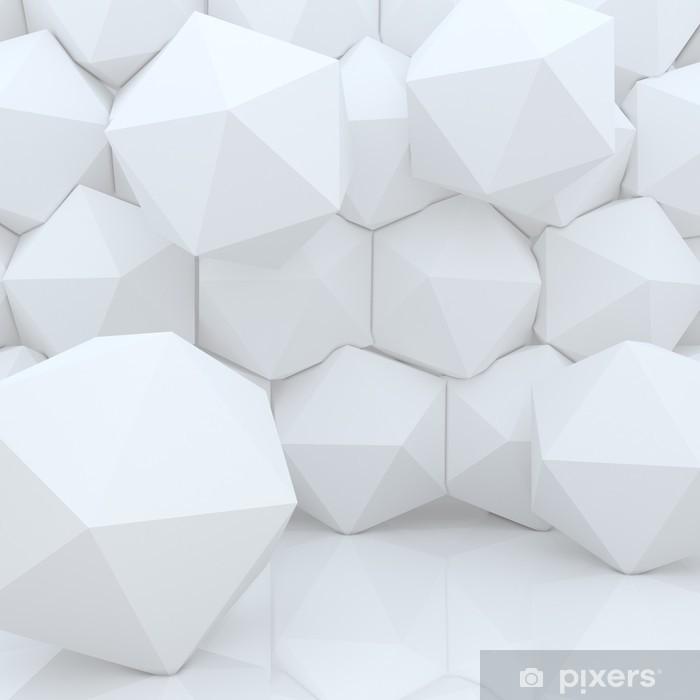 Pixerstick Aufkleber Geo Sphere Hintergrund - Themen