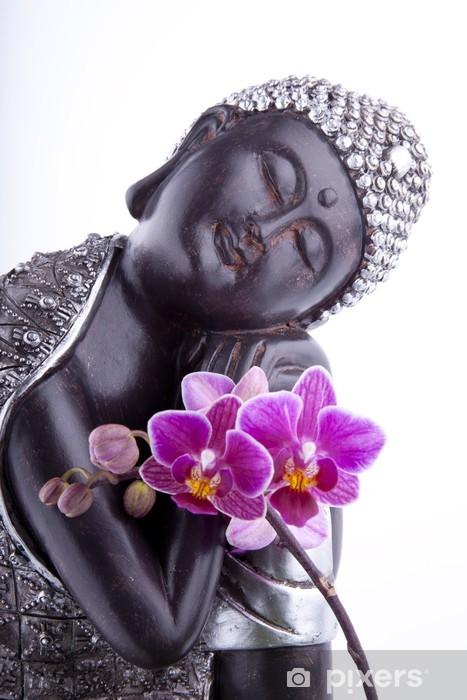 Papier peint vinyle Bouddha et Sérénité - Thèmes