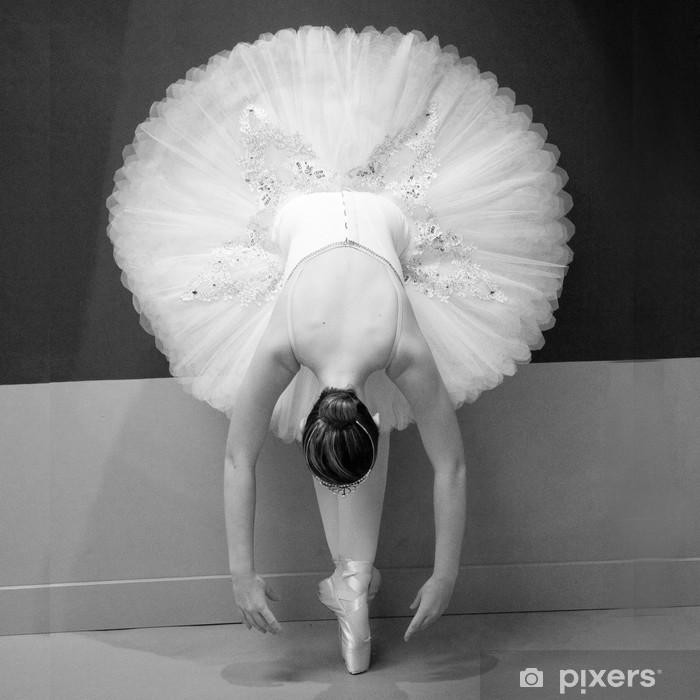 Papier Peint Autocollant Danceur de ballet - Destin