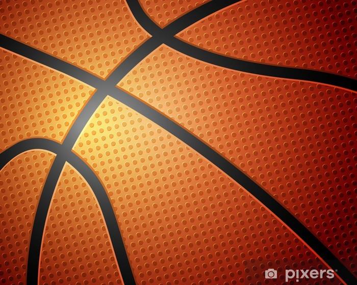 Fotomural Estándar Bola de baloncesto - Baloncesto