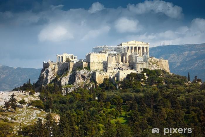 Fototapeta winylowa Akropolis - Tematy