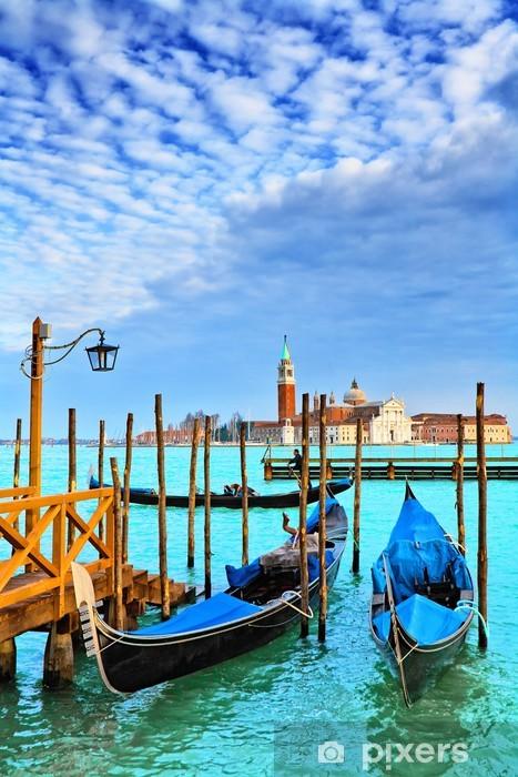 Fototapeta winylowa Wenecja - Tematy