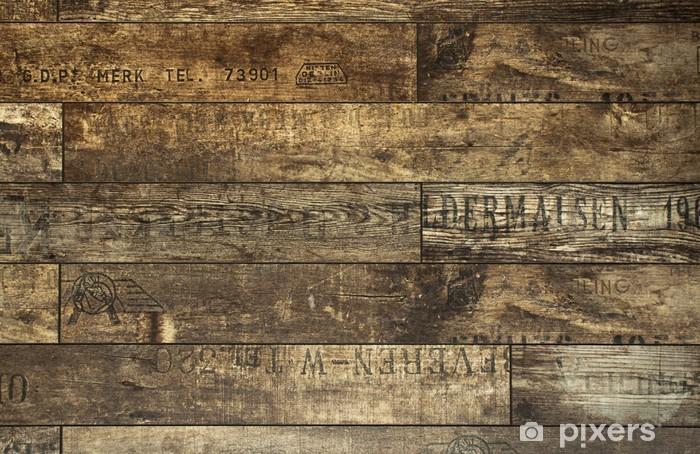 Papier Peint Imitation Bois Mur