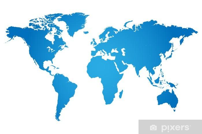 Maailman Kartta Kuva Tapetti Pixers Elamme Muutoksille