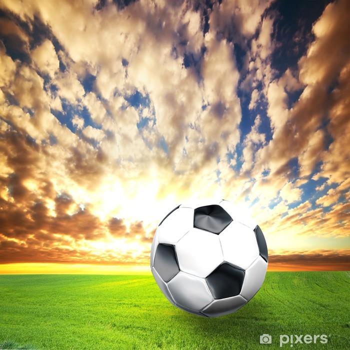 Fotomural Estándar Fútbol 7b85752c1fce4