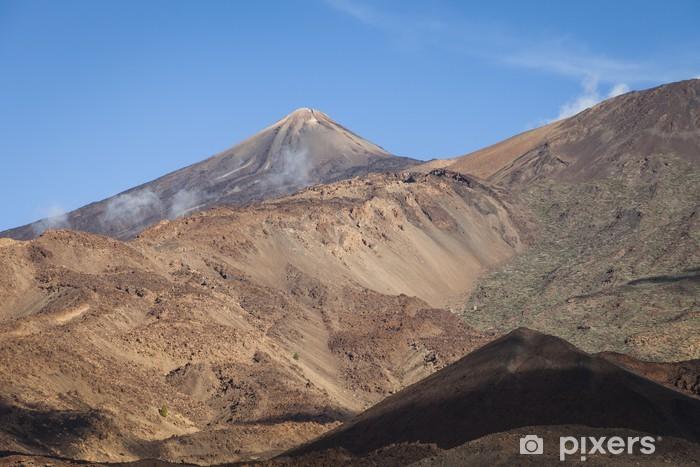 Sticker Pixerstick Teide - Nature et régions sauvages