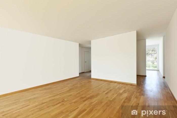 fototapete sch ne neue wohnung interior leere zimmer. Black Bedroom Furniture Sets. Home Design Ideas