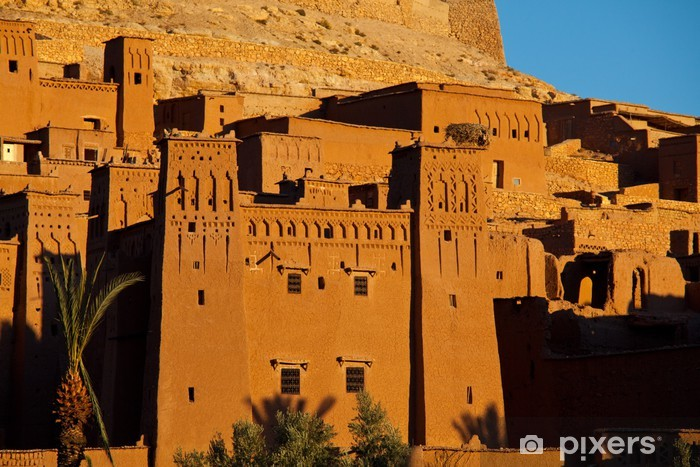 Papier peint vinyle Paysages marocains - Thèmes