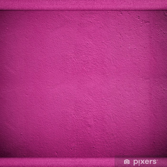 Plakat Pink-wall - Przemysł ciężki