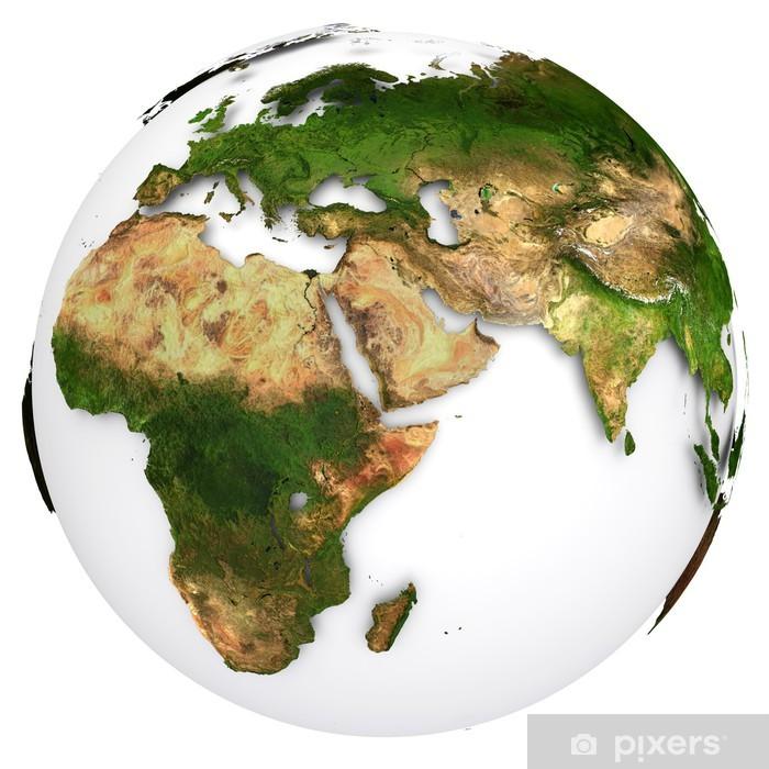 Plakát Planeta země - Meziplanetární prostor