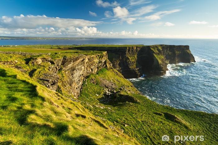 Fototapeta winylowa Klify Moher w co. Clare, Irlandia - Tematy