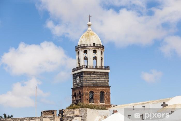 Fototapeta winylowa Teguise, Lanzarote, Kościół Matki Kościoła Lady - Europa