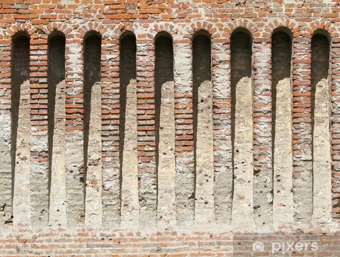 Carta da Parati in Vinile Castello di Roccabianca - Monumenti