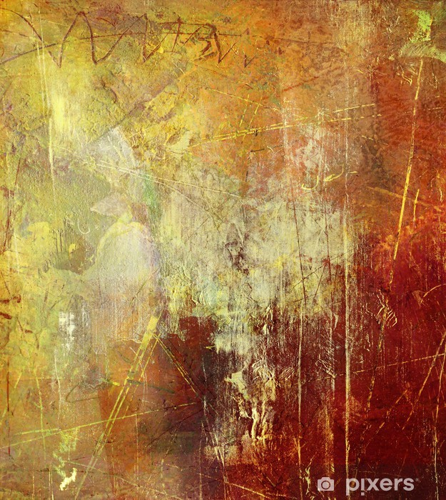 background grunge Vinyl Wall Mural - Art and Creation