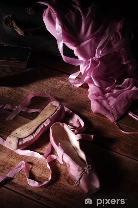 Fototapeta winylowa Balet - Moda