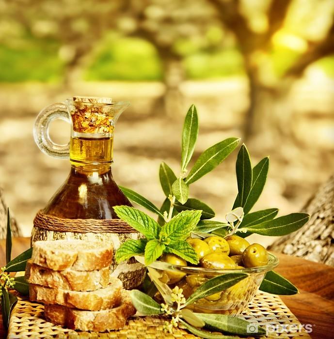 Olives still life Pixerstick Sticker - Olives