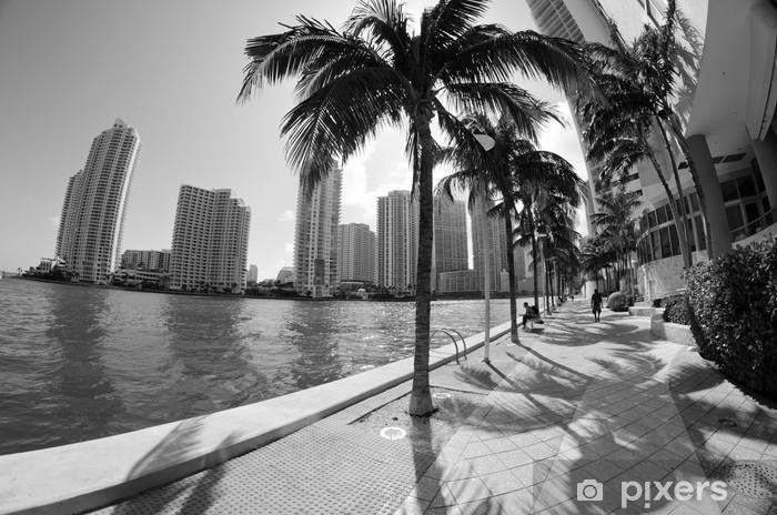Fototapeta winylowa Szczegóły Chopin Plaza, Miami - Europa