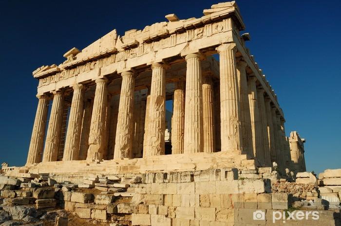 Fototapeta winylowa Parthenon - Tematy
