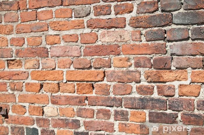 Fototapeta winylowa Ceglana ściana - Europa