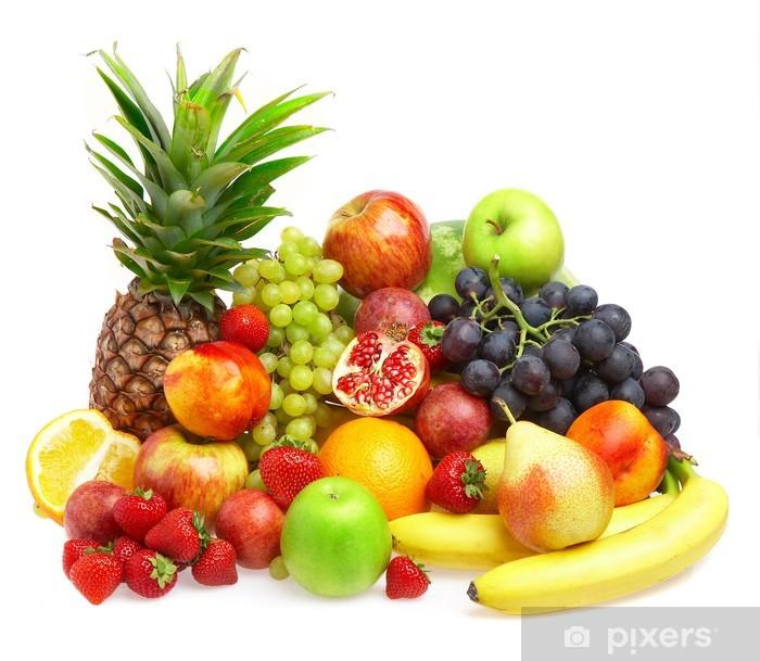 fruit Vinyl Wall Mural - Fruit