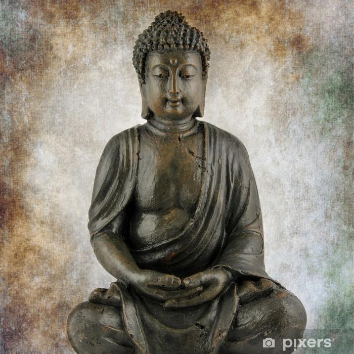 Fotomural Estándar Buda sitzender - Temas