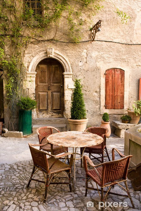 Forcalquier Provenza Francia Washable Wall Mural - Themes