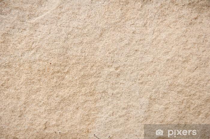 Fototapeta winylowa Sand ściany, piaskowiec, tynk, tła, tekstury - iStaging