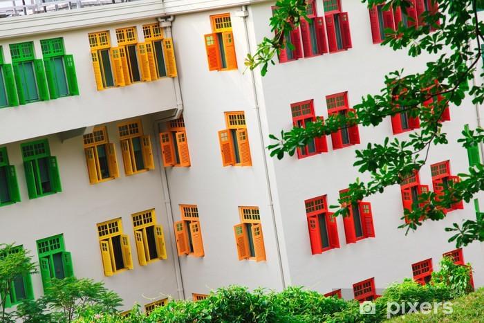 Fototapeta winylowa Inny - Miasta azjatyckie