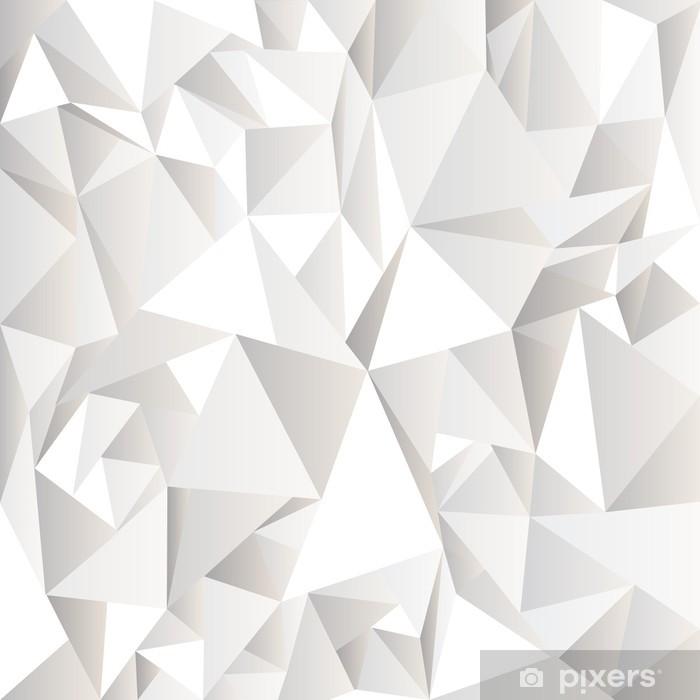 Papier peint Blanc froissé fond abstrait • Pixers® - Nous vivons ...