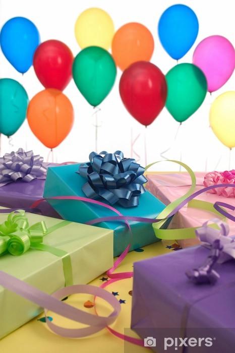 Fotobehang Verjaardag Verrassing Pixers We Leven Om Te Veranderen