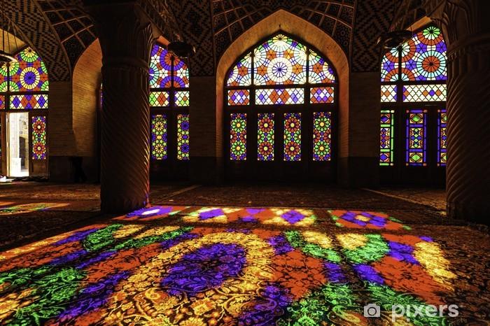 Fototapeta winylowa Nasir al-Mulk Meczet w Shiraz, Iran - Bliski Wschód