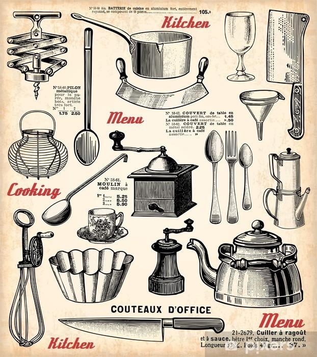 Vinilo Pixerstick Cocina - Temas