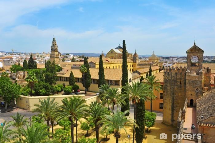 Fototapeta winylowa Alcazar i Katedra-Meczet w Kordobie, Hiszpania - Tematy
