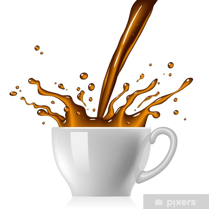 Splash Coffee Cups Vector Coffee Cup Png , Free