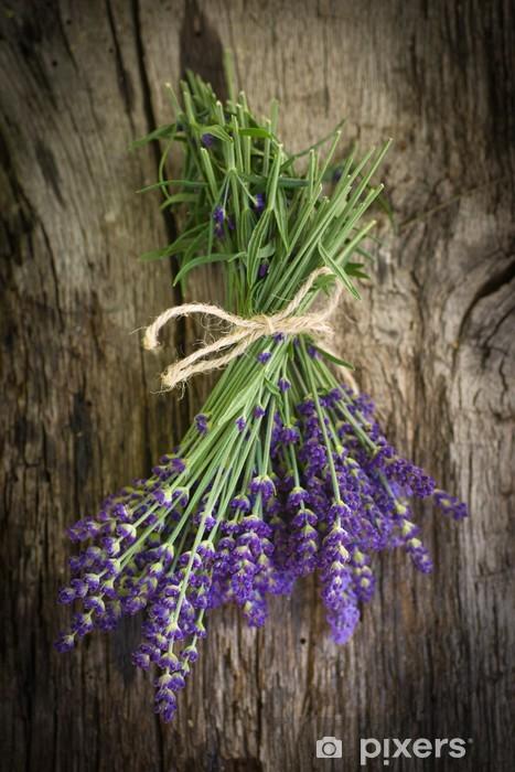 Frischer Lavendel Pixerstick Sticker - iStaging
