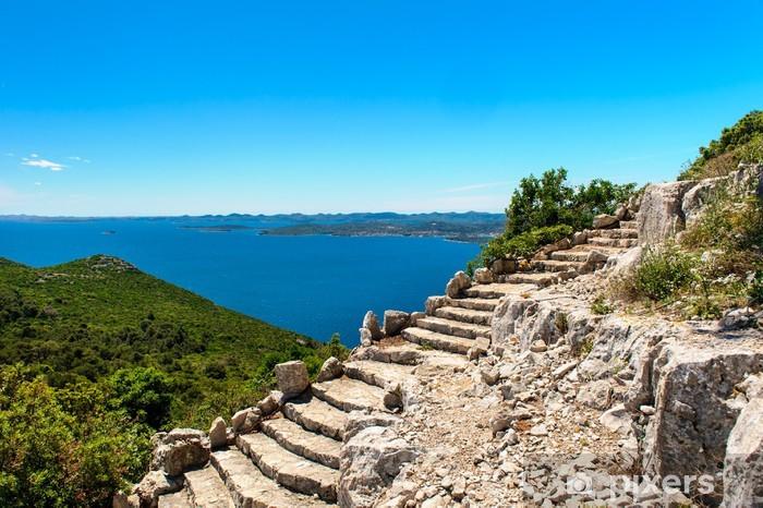 Carta da Parati in Vinile Croacia - Temi