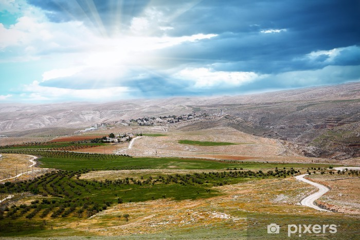Pixerstick Dekor Heligt land - Mellanöstern