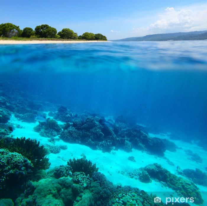 Vinyl Fotobehang Bali Barat National Park - Azië