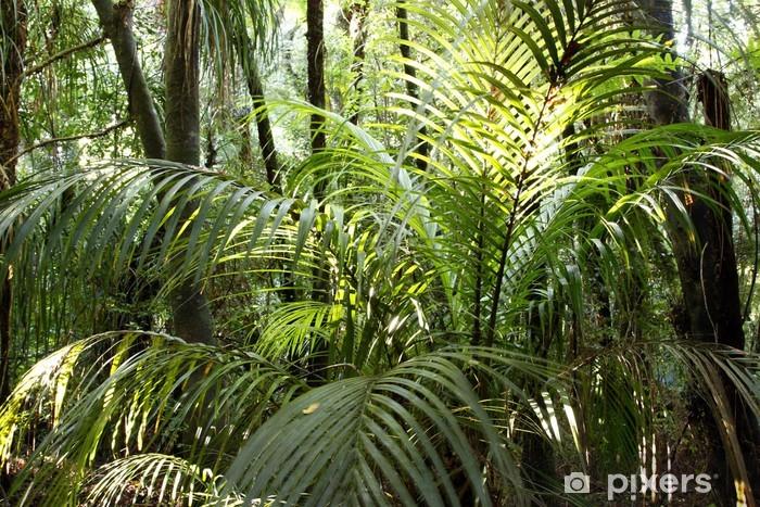 Fototapeta winylowa Tropikalny las dżungla - Tematy