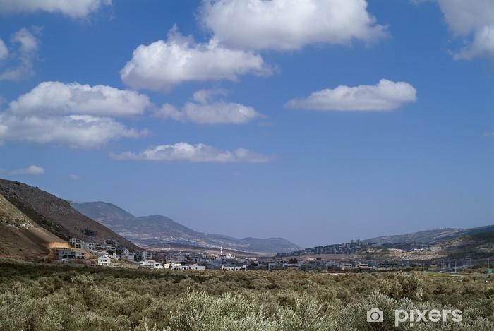 Fototapeta winylowa Dolina Beit Hakerem - Bliski Wschód