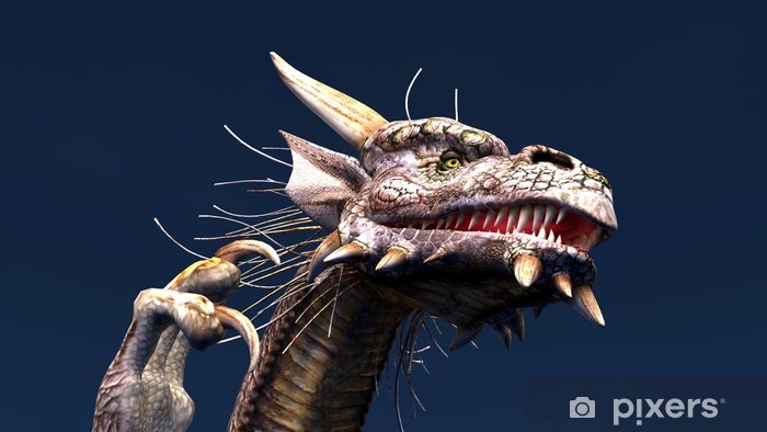 Nálepka Pixerstick Dragon - Témata