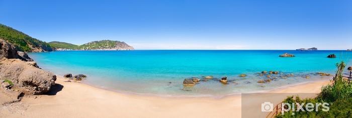 Pixerstick Sticker Agua blanca Blanques Aiguas Ibiza strand - Thema's