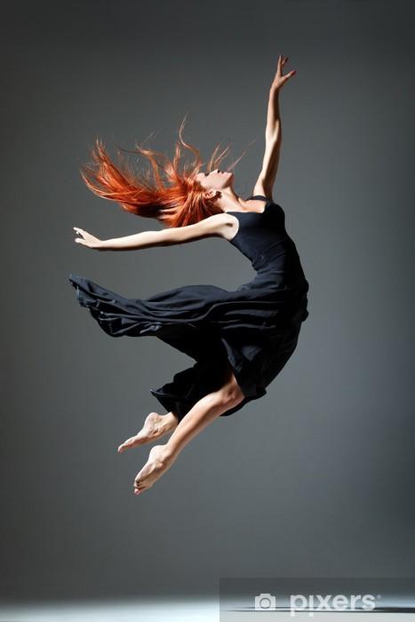 Tanssija Pixerstick tarra -